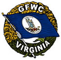 GFWC Virginia logo