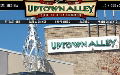 Uptown Alley Fundraiser for Ellis Elementary
