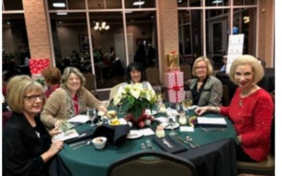 Dominion Woman's Club Annual Holiday Dinner