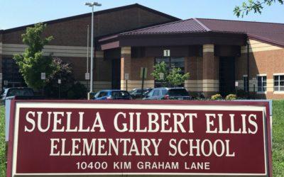 "Ellis Elementary School – ""Buy A Kid A Book"""