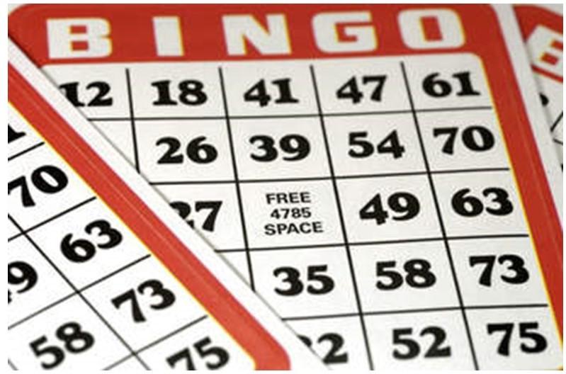 DWC March Meeting – Lucky Bingo
